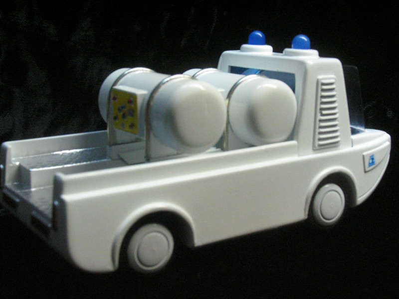 Space: 1999 service vehicle