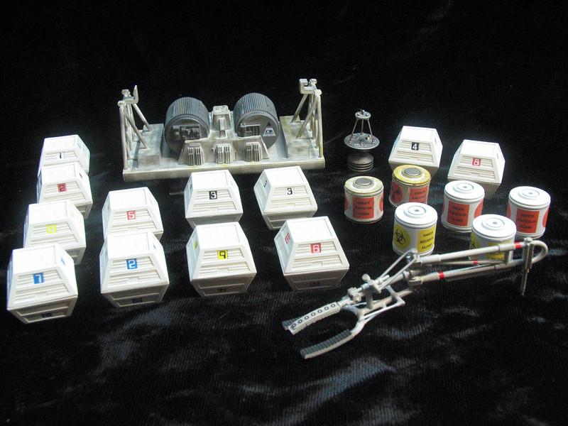 Resin/Metal detail parts