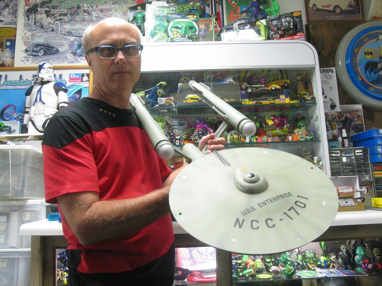 Enterprise from the original show