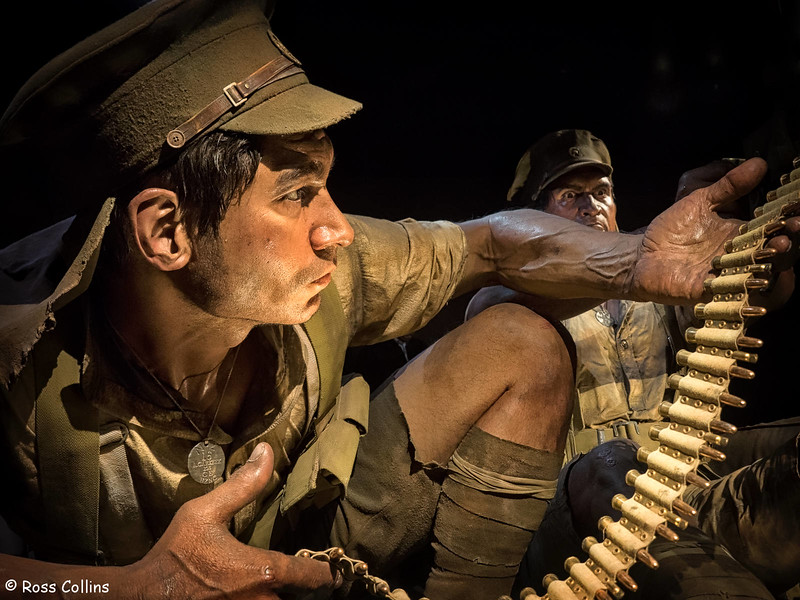Gallipoli: The Scale of Our War, Te Papa, Wellington, 1 August 2016
