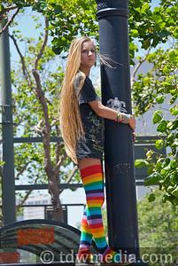 Gay Pride Parade 6-28-09 14