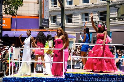 Gay Pride Parade 6-28-09 10