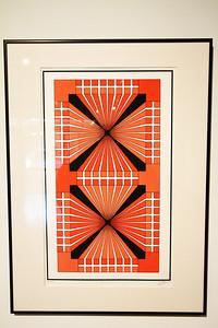 "Geoscape - Kelly McGreehan; ""The Towers"" - Printmaking Thesis Exhibit; Ohio University, March 2012"