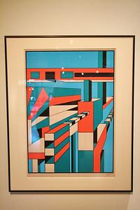 "Geoscape - Kelly McGreehan; ""Viewed"" - Printmaking Thesis Exhibit; Ohio University, March 2012"