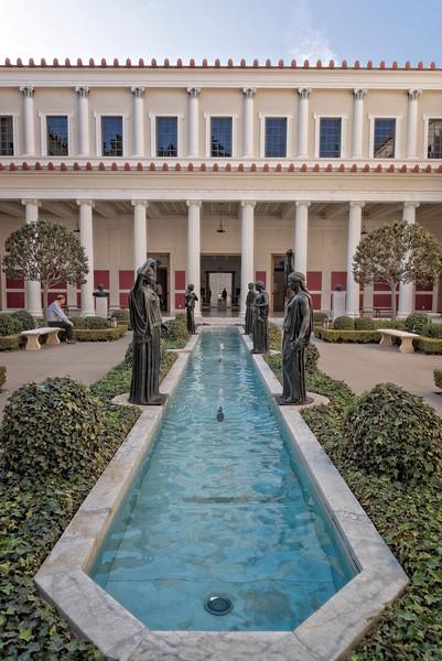 Inner Villa Courtyard