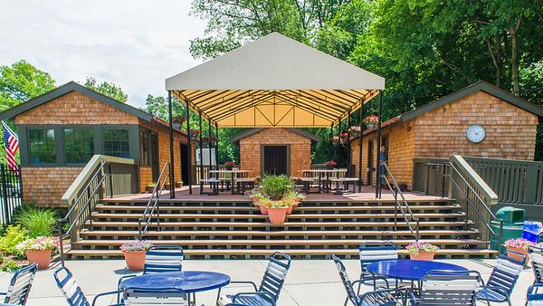 Glen Ridge New Pool House 6-19-2015