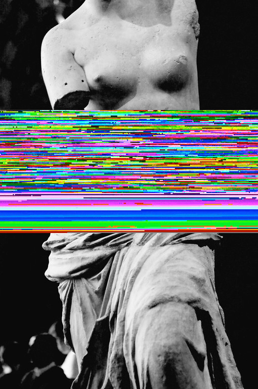 Venus of Glitch (uncropped)