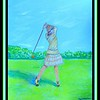 Diana Fishwick, Stokes Pages CC, UK, 1927. 18x24, pastel, oct 23, 2015.
