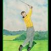 Arnie, 1960 US Open, 9x12, watercolor, jan 28, 2016.