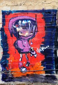 Graphyity and Street Art tour Neve Tsedek and Montifyori Tel-Aviv