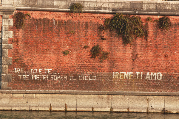 Italy, Verona, Love Graffiti