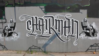 Graffitti Leiden CS