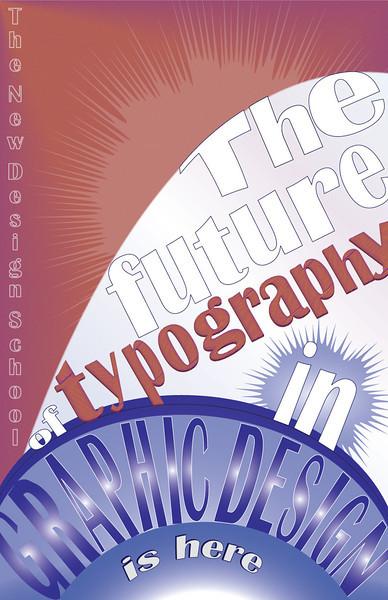 Adobe Illustrator poster art/typography