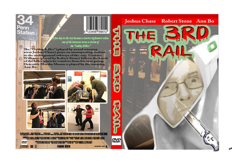 DVD cover designs by Nancy Ann