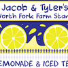 Lemonade stand sign/client