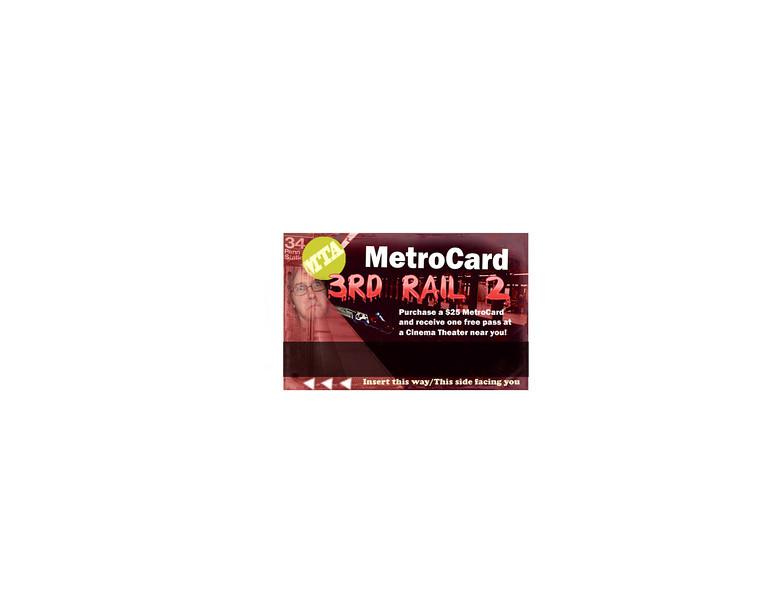 Metro card design