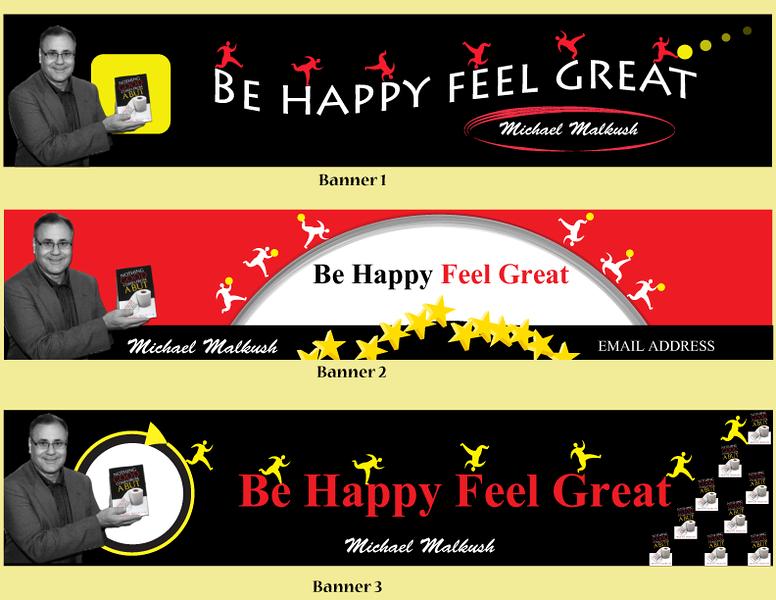 Web banner design for client