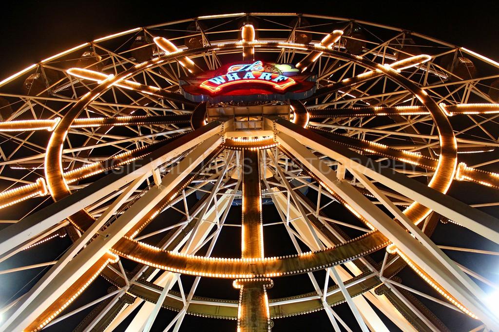 The Big Wheel at the Wharf