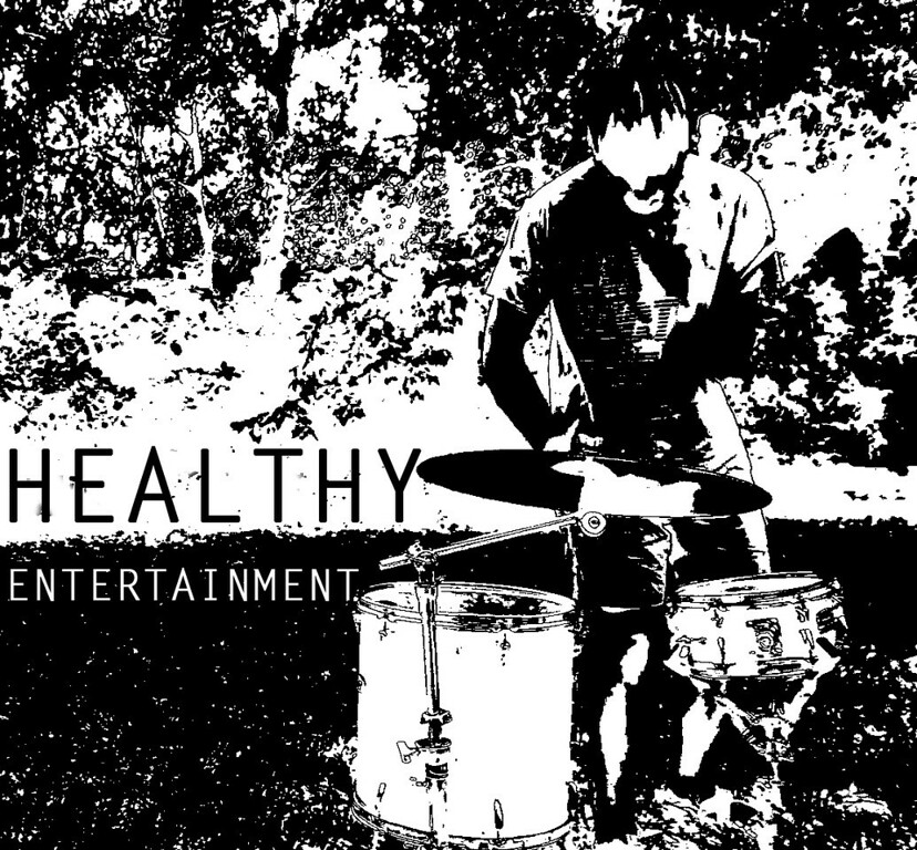 "Another Healthy Entertainment T-shrit! This is from our ""Beat of the Day"" segment with Cameron Miller in 2011."