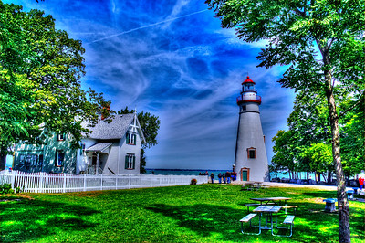 Marblehead Light House, Port Clinton,OH