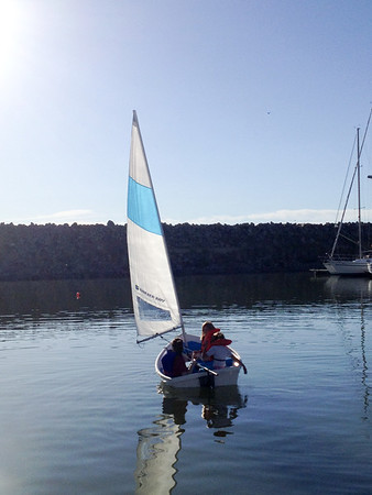 Great Salt Lake Yacht Club Junior Sailing Program
