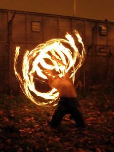 Sean ignites the crowd on an Artomatic Saturday night...
