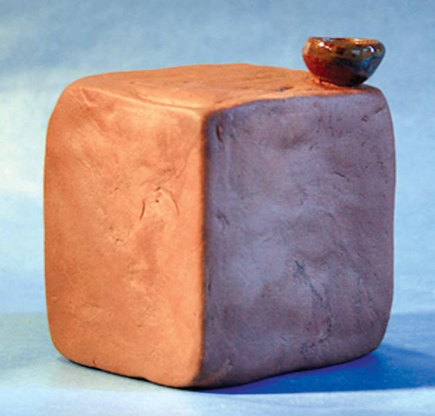Robert Abrams Ceramics and Metal Sculpture