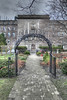 Gate designed by Hannah Carlson.