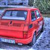 Fiat 126P,hdr