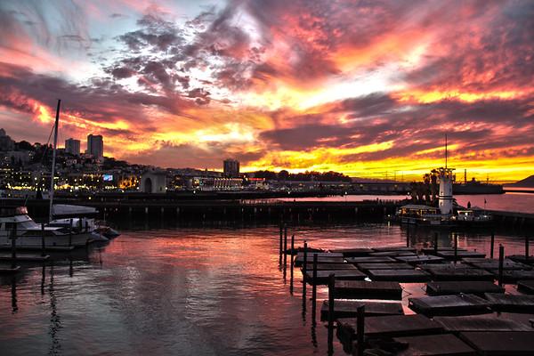 Fisherman's Wharf, San Francsico.