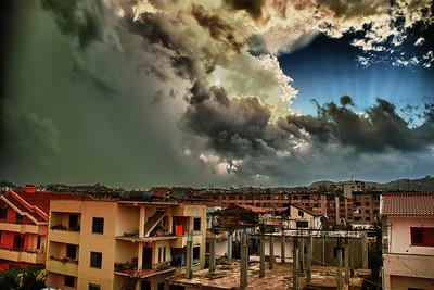 Albania Storm