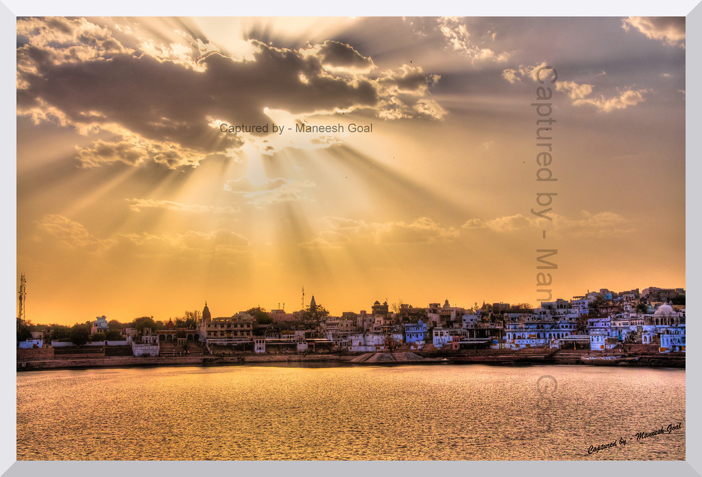 Divine | Holy city of Pushkar, Rajasthan (Different version)