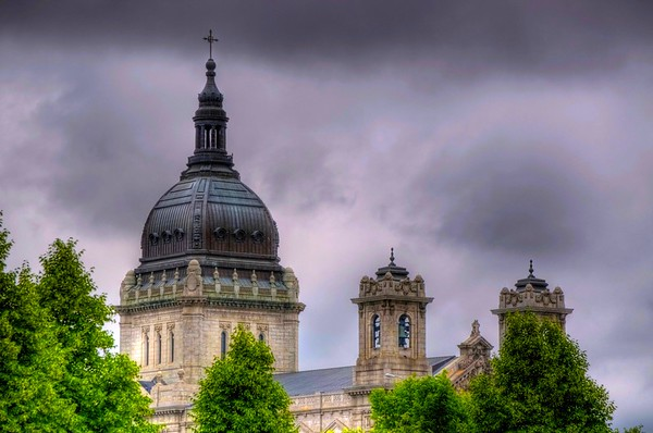 St. Mary's Basilica, Minneapolis, MN, Cottage Grove fine art photographer and photography