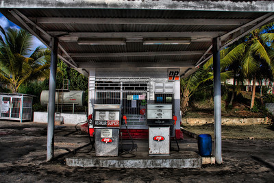 Gas from the Past ...