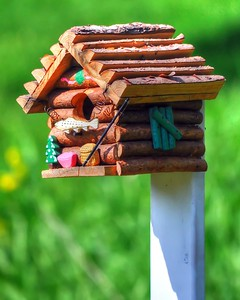Birdhouse Cottage Grove fine art photographer and photography