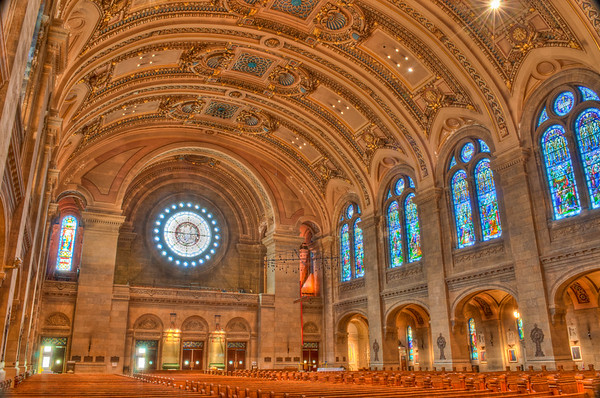 St. Mary's Basilica, Minneapolis, MN Cottage Grove fine art photographer and photography