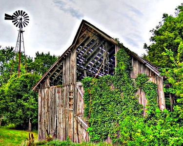 Old Barn Cottage Grove fine art photographer and photography