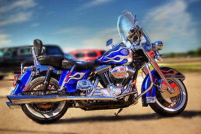 Harley Davidson Cottage Grove fine art photographer and photography
