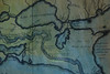 Detail of New Orleans from Lt. Ross Map, Course of the Mississippi. English