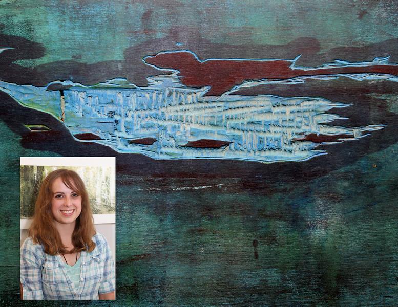Hannah Sandvold's Senior Art Show, the Sequel