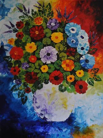 Hanna's paintings