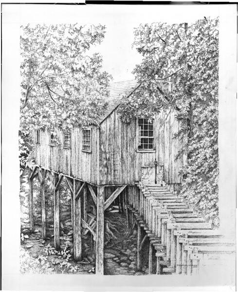 Fisher Mom 11a Stilt Cabin