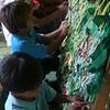 CAGAYAN DE ORO. These children are undergoing a visual art workshop. (Maria Rosalie Zerrudo)
