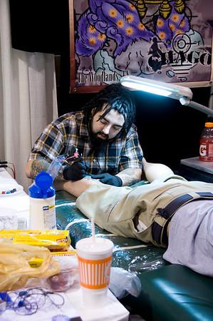 Heart of Texas Tattoo Festival Austin Tx