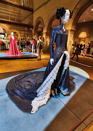 June 17, 2018 - NY, NY  Heavenly Bodies Costume Institute exhibit Metropolitan Museum of Art NYC . Fashion and the Catholic Imagination  Photographer- Robert Altman Post-production- Robert Altman
