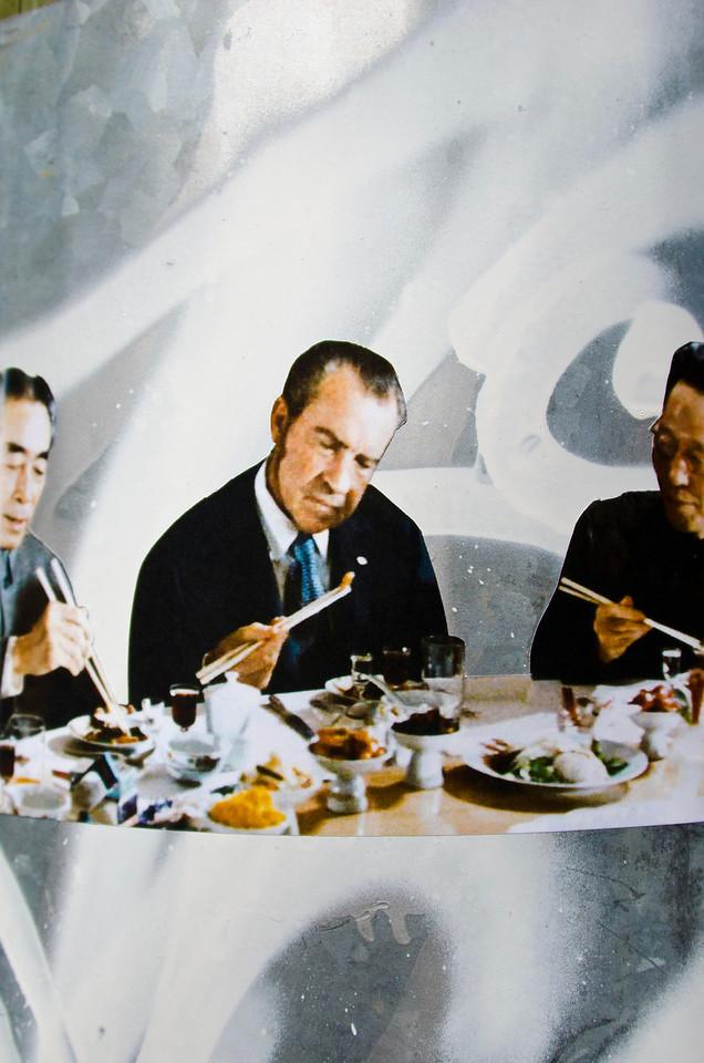 Richard Nixon<br /> <br /> Scott Ramsay<br /> Vancouver<br /> Main Street