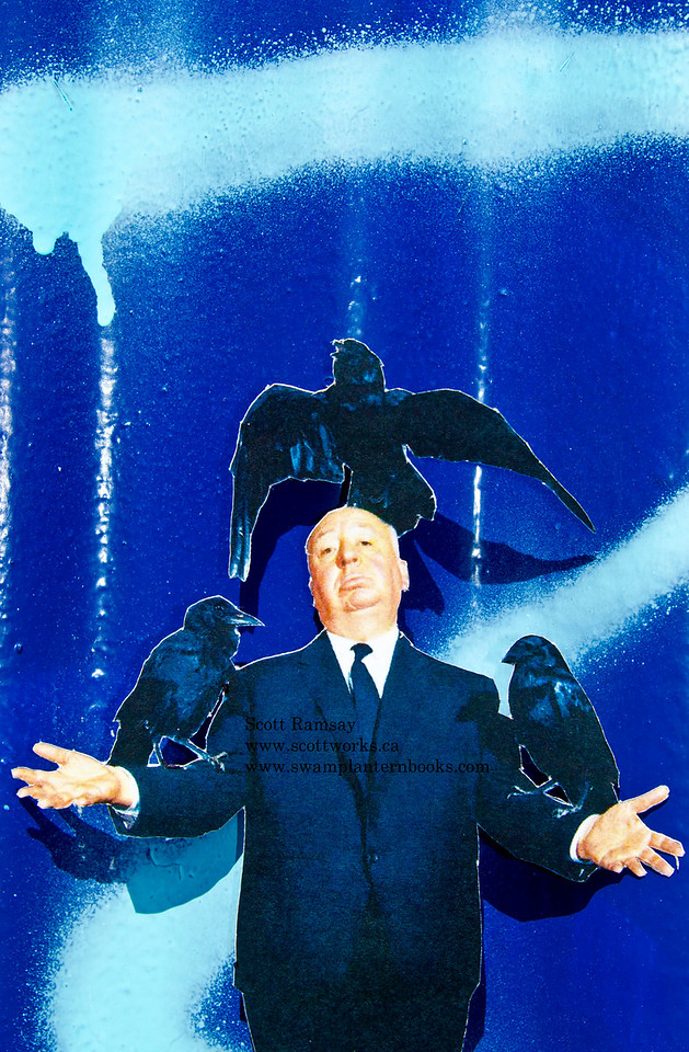 Alfred Hitchcock<br /> <br /> Scott Ramsay<br /> Vancouver<br /> Main Street