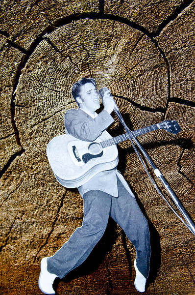 Elvis Presley<br /> Scott Ramsay<br /> Vancouver<br /> Main Street