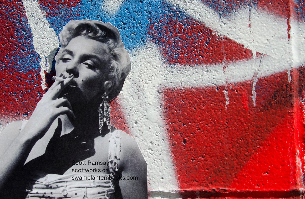 Marilyn Monroe<br /> <br /> Scott Ramsay<br /> Vancouver<br /> Main Street