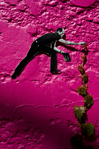 Jackson Pollock<br /> <br /> Scott Ramsay<br /> Vancouver<br /> Main Street